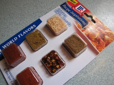 spice-packets
