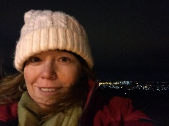 Cheyenne Mt Night time selfie